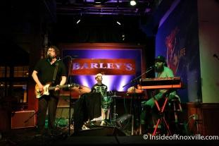 Bobby Bare, Jr., Barley's, Knoxville, May 2014