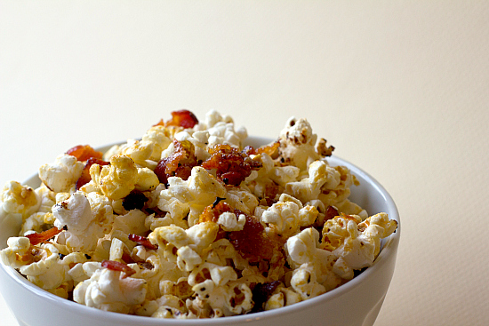 maple bacon kettle corn – Bowl of Oranges